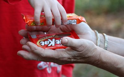 Grandparenting: More than Reese's Cups and KitKat Bars
