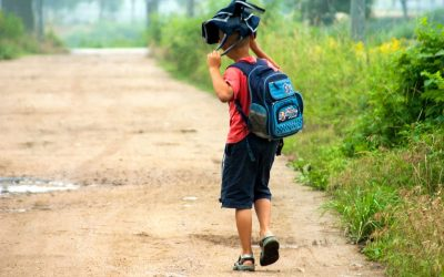 Prayer for Our Grandchildren as They Start a New School Year