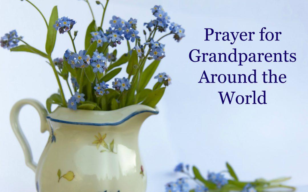 Prayer for Grandparents