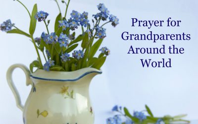Prayer for Grandparents