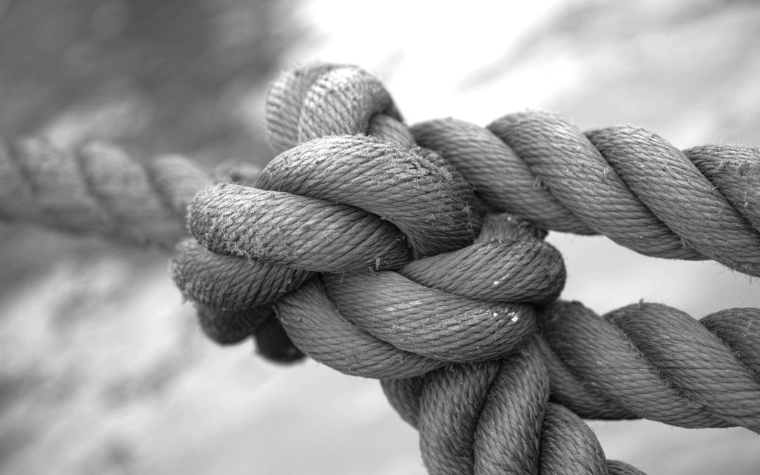 Does Worry Have You Tied in Knots?