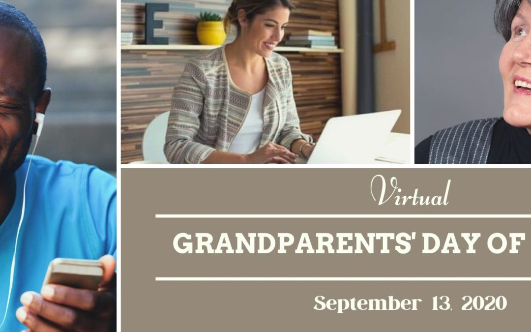 Grandparents' Day of Prayer: Virtual-Style