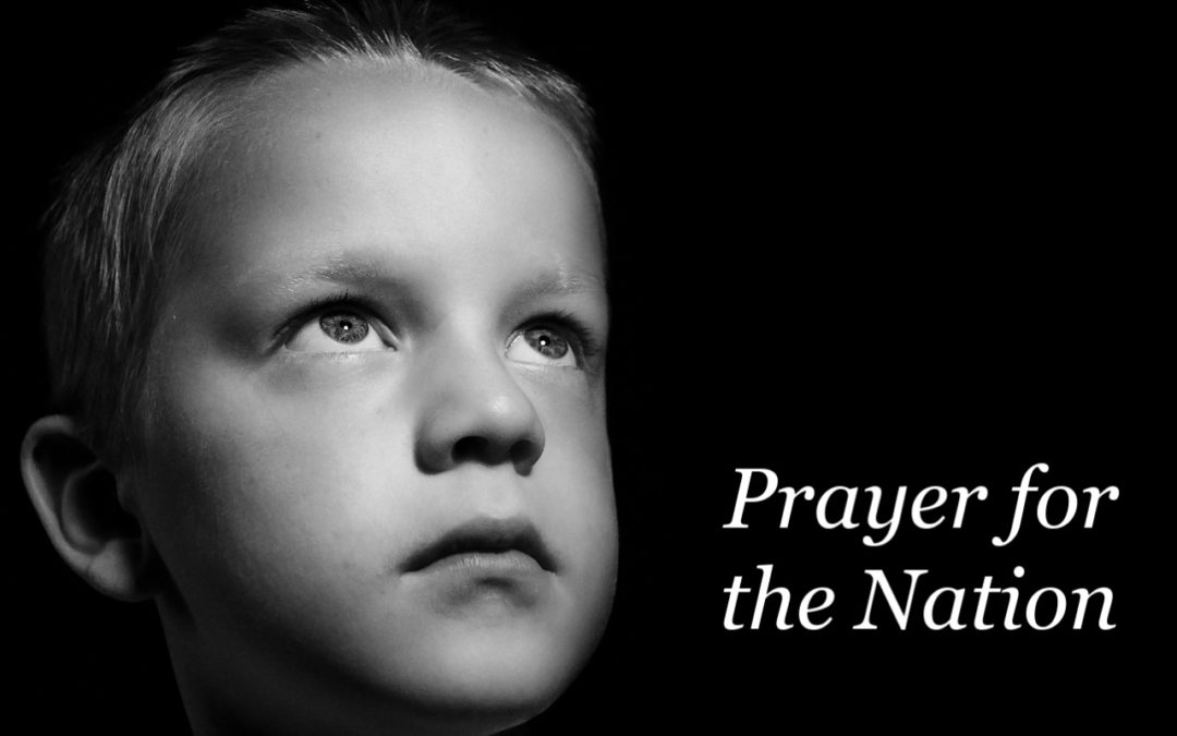 It's Time We Pray for Our Nation