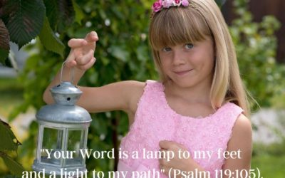 Let's Pray Our Grandchildren Love the Bible!