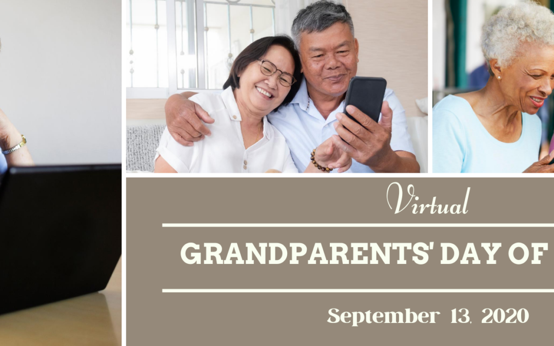 Ways to Observe Grandparents Day of Prayer Virtually
