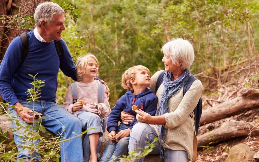 How to Share Your Faith Story with Your Grandchildren