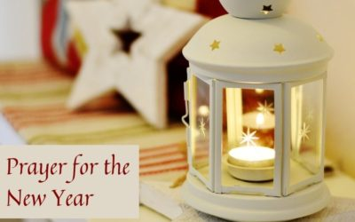 A Prayer to Welcome the Start of a New Year