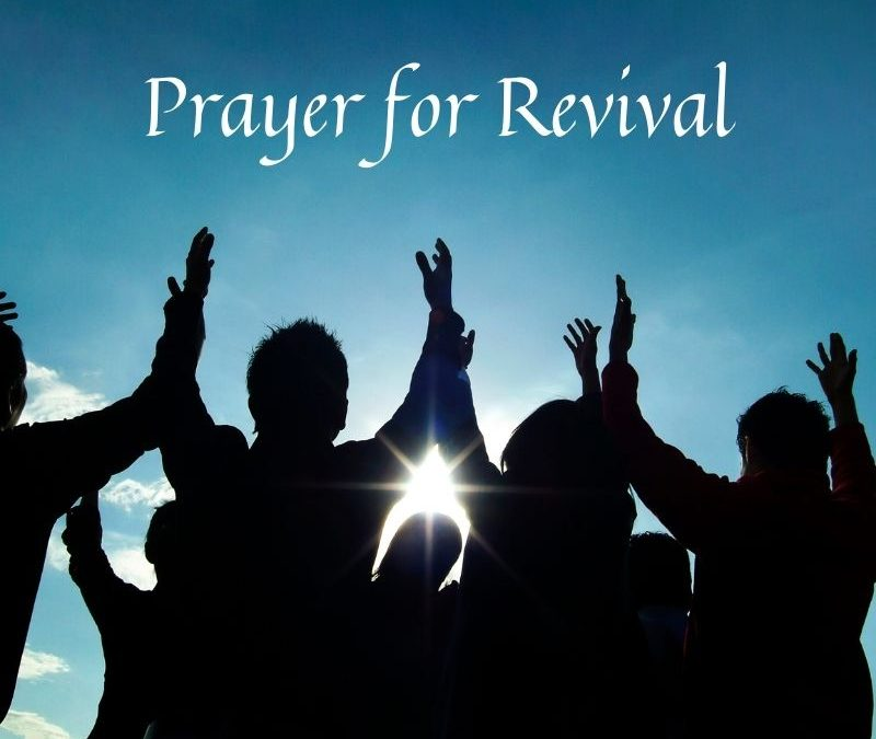 It's Time to Pray for a National Revival