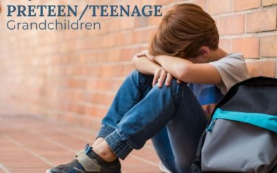 Prayer for Teenage and Preteen Grandchildren
