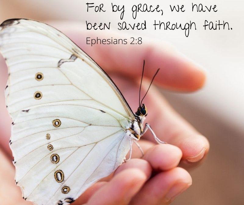 Enjoying the Freedom of God's Grace