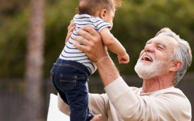 Giving Thanks for Our Grandchildren